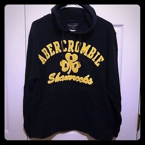 Abercrombie & Fitch  hooded sweatshirt